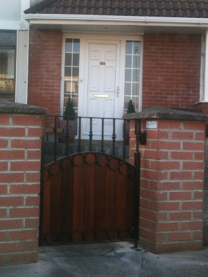Celtic Ironworks - Side Gates - Made to Order
